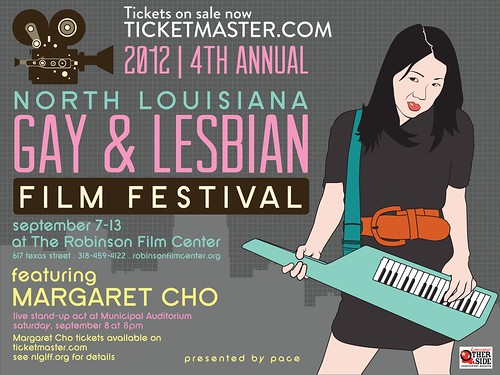 Shreveport's Gay & Lesbian Film Fest, Sept 7 - 13, RFC by trudeau