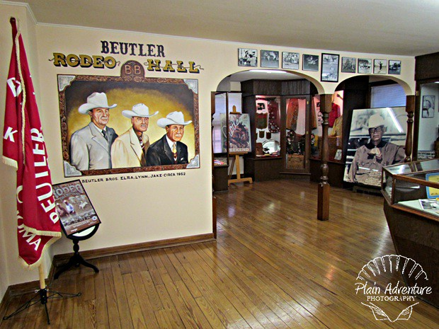 Beutler Rodeo Hall