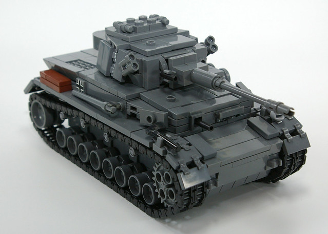 flickriver photoset 39 lego wwii panzer iv 39 by legouli. Black Bedroom Furniture Sets. Home Design Ideas