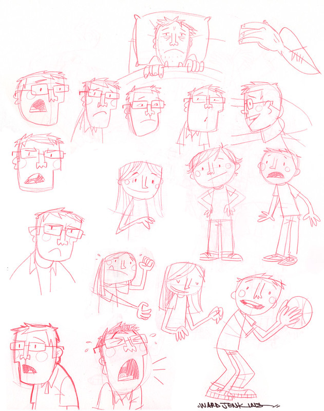 daddy sketches 1