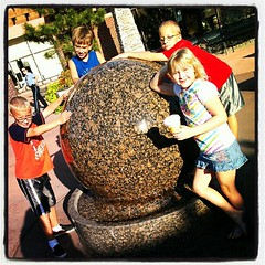 "Zach told me, ""We call this the Big Wet Ball!"" @katrinatripled @axiummv @troygronberg"