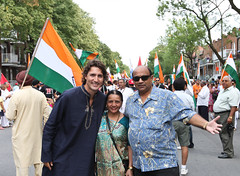 India Day Parade. Aug 19, 2012.