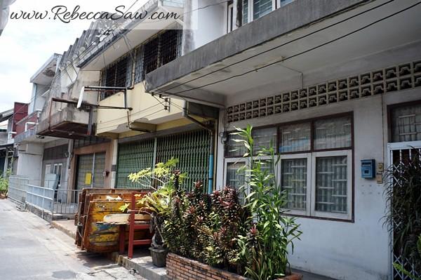Singora Tram Tour - songkhla old town thailand