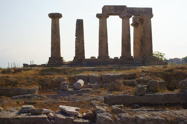 Corinth (Κόρινθος) Greece, Aug 2012. 02-011c