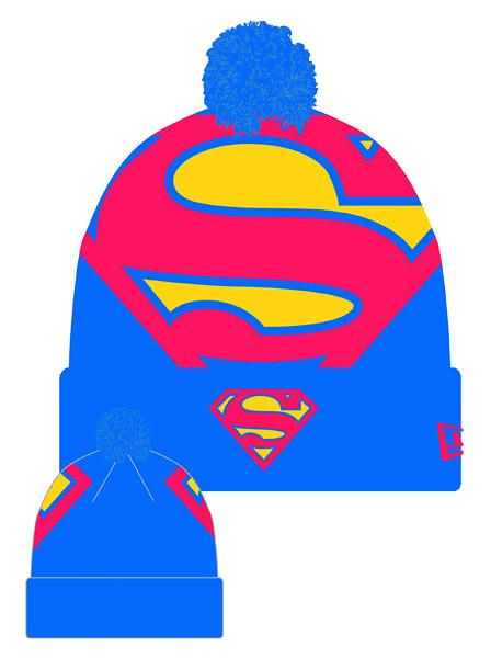 Esquente sua cabeça com Super-Heróis - Eu Quero - Superman