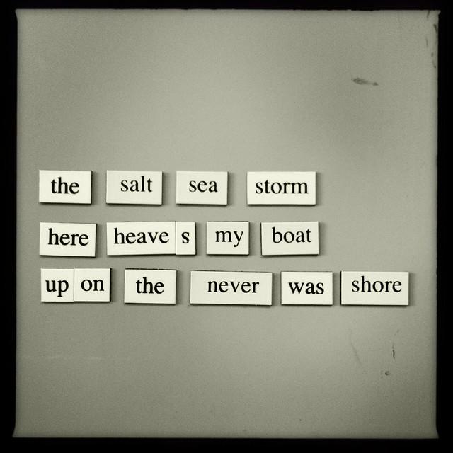 The Salt Sea Storm