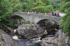 The Old Bridge at Invermoriston