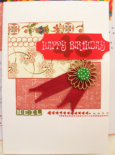 birthday card Neil