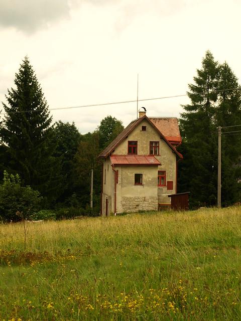 Černá Studnice a Muchov, 4.8.2012