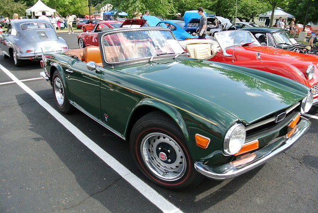 The New Hope Automobile Show 2012