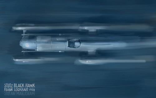 Stutz Blackhawk desktop 1440x900 by Stefan Marjoram