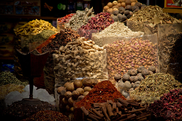Traditional Souks - The Spice Market