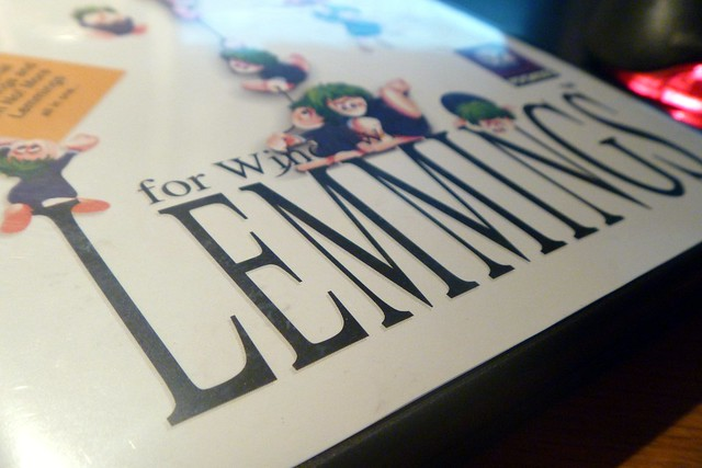 Lemmings by flickr user comedy_nose