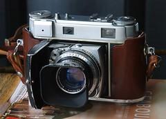 Kodak Retina IIIc Test Shots