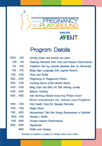 Belly Cast Avent Trinoma August 26, 2012