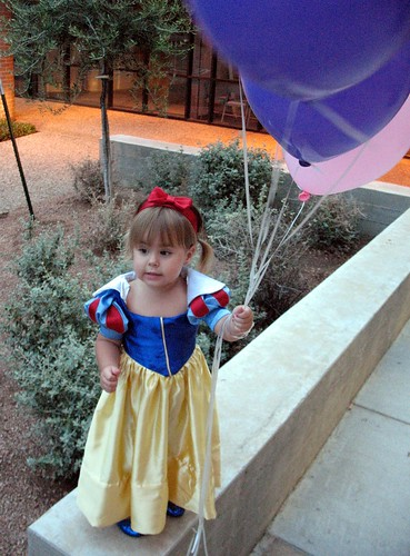 Snow White birthday girl