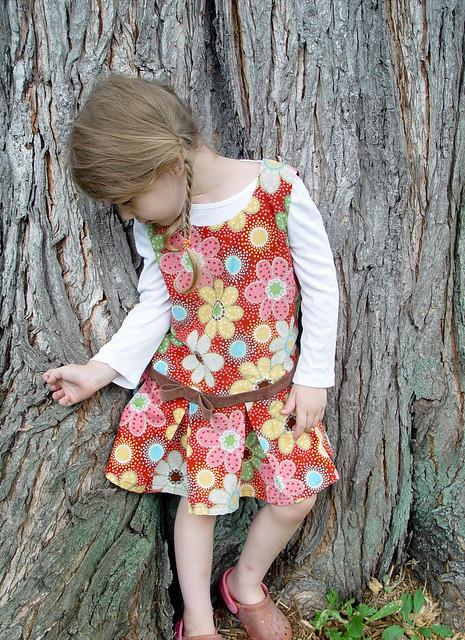floral cord jumper 1