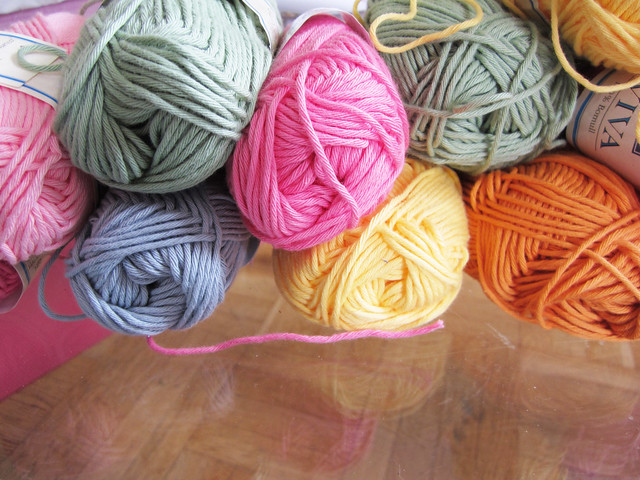 Cotton yarn love