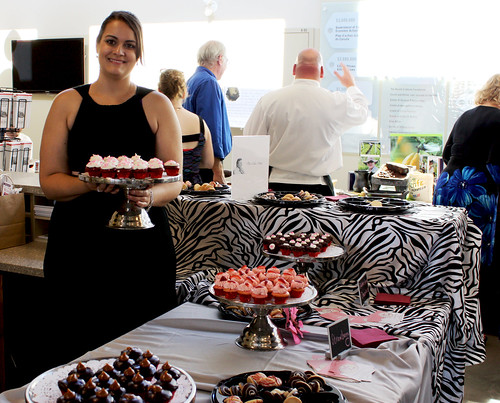 The Cake Shop at Summer Harvest Garden Party 2012