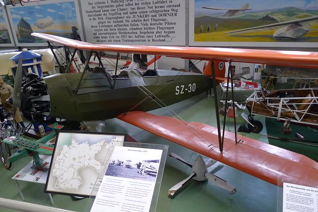 Focke-Wulf Fw 44J 'Stieglitz'