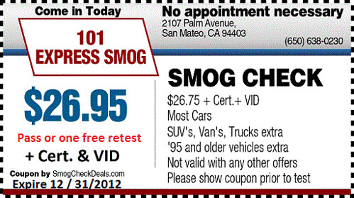 Smog-Coupon-San-Mateo-CA