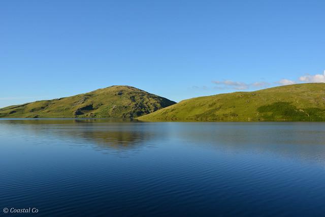 Nant-y-Moch Reservoir