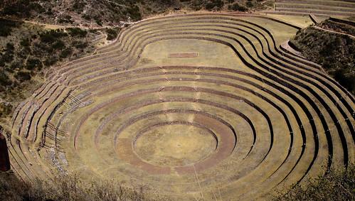 Moray: terrasses circulaires n°1