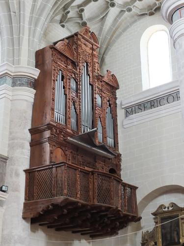 Iglesia de la Asunción de Nuestra Señora - Órgano
