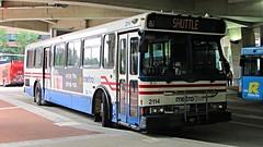 WMATA Metrobus 2000 Orion V #2114