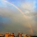 A rainbow to kick start the day