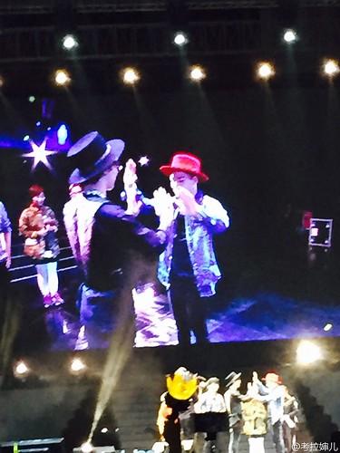G-Dragon, Seung Ri & Tae Yang - V.I.P GATHERING in Harbin - 考拉婶儿 - 15