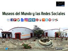 Museos del Mundo y las Redes Sociales 10.2016