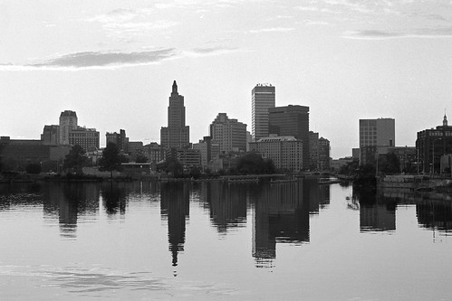 Skyline of Providence by Armadillo Commander