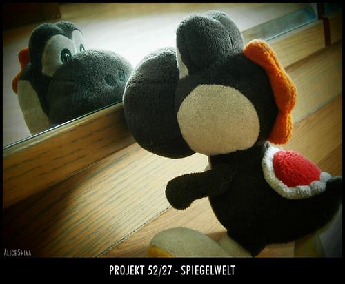 Projekt 27/52 - Spiegelwelt