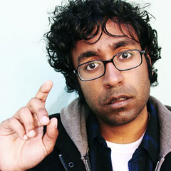 Hari Kondabolu photo from The Stranger