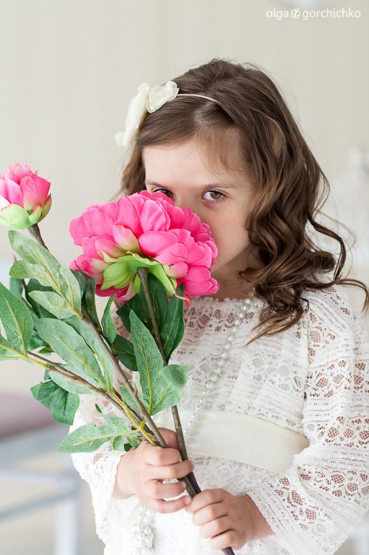 Марьяша. Фотопроект Flower dream
