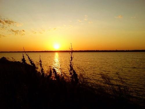 summer lake sunrise route66 mobileuploads iphoneography