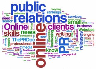PR Wordcloud