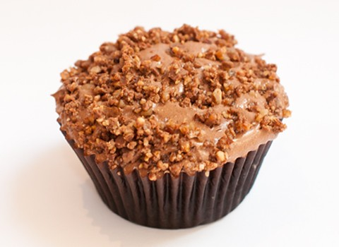 kisses cupcakes - ferrero rocher