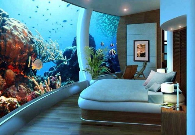 Poseidon Undersea Resorts, Fiji
