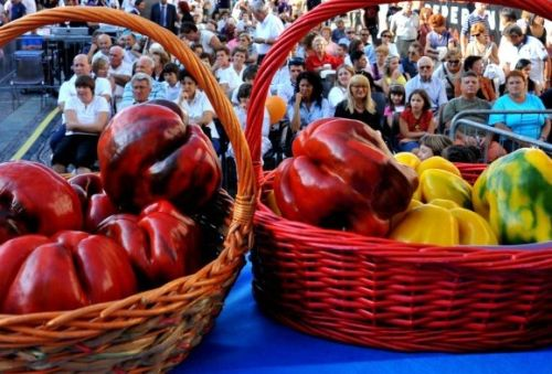 Concorso peperoni, Carmagnola