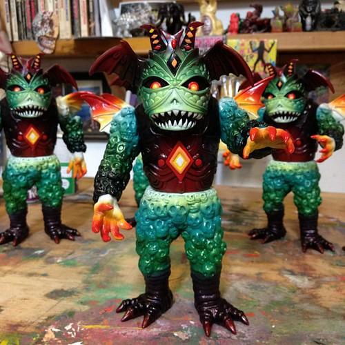 SKINNER Ultrus Bog, Devil's Bodyguard ver.