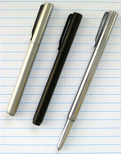 Solid Titanium Pen + Stylus 2
