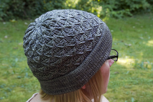 grey summer toque