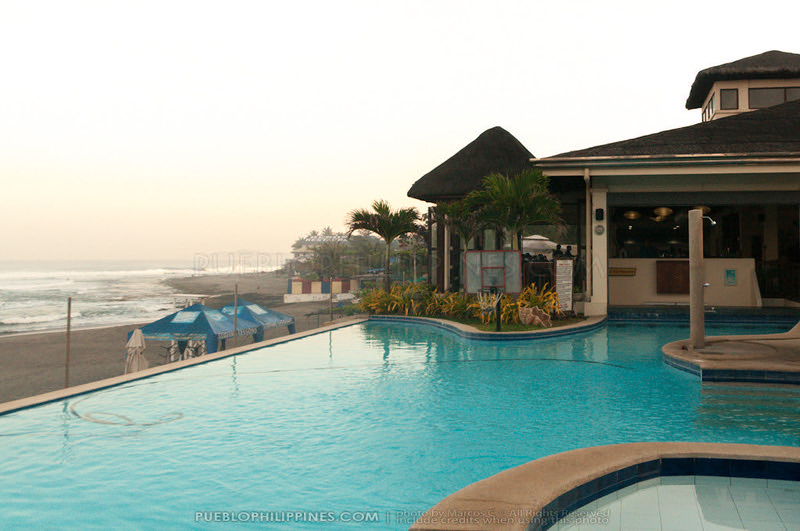 A Night At Kahuna Beach Resort And Spa In San Juan La Union Ambot Ah