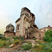 Ruins of a pre-partition Gurdwara, near Lahore by Haseeb K