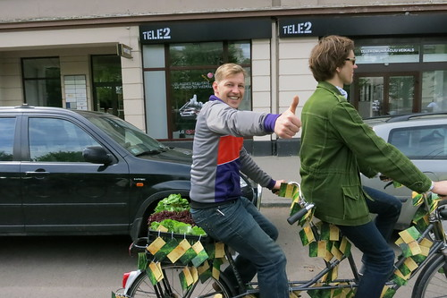 Riga Bicycle Flower Festival-009