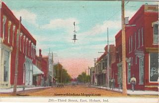 Third Street ca 1910