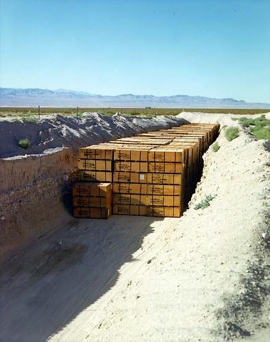Area 5 Radioactive Waste Management Site Nevada Test Site