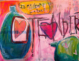Tender Heart, circle Journal, Diana Trout
